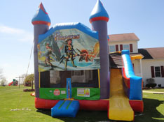 Pirate Castle Bounce House Rental